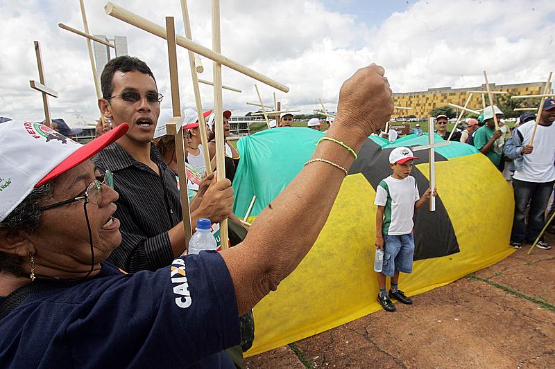 BRASIL DE FATO – Massacre de Eldorado dos Carajás: reviver o 17 de abril em defesa do território