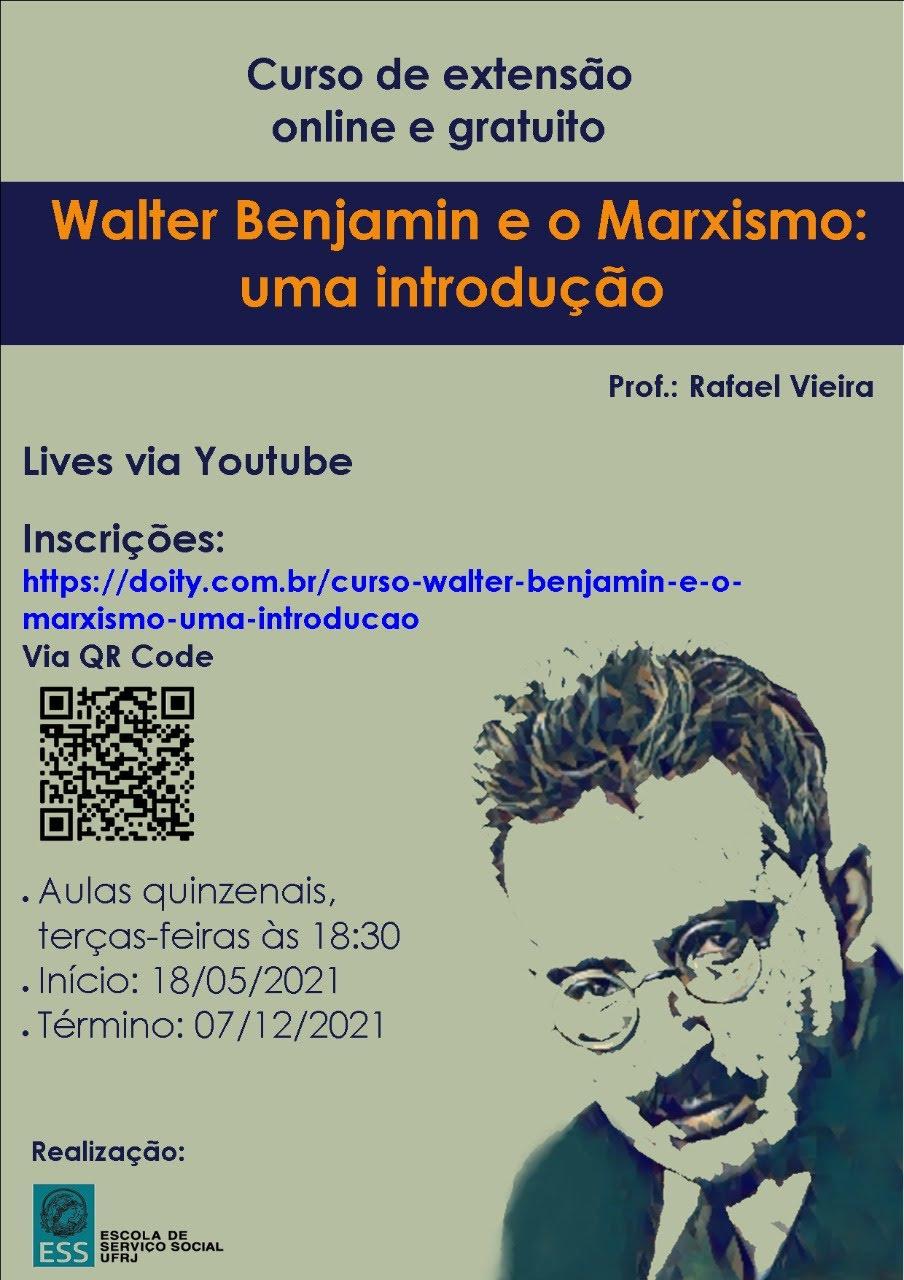 Curso de extensão Walter Benjamin e Marxismo