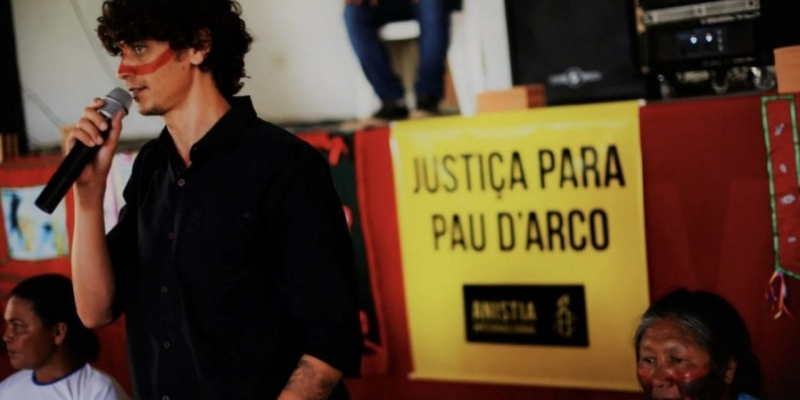 Carta Pública do IPDMS sobre a prisão do advogado popular José Vargas Júnior